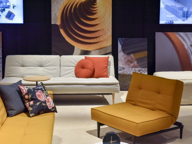 Stand: Innovation Living, Smart, Halle 7
