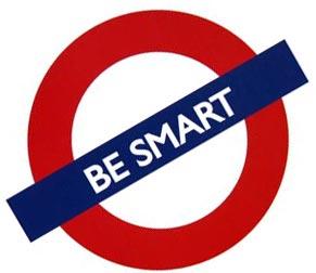 Das Logo 'Be Smart - Don´t Start' ist im Besitz des Transport for London und ein eingetragenes Warenzeichen.