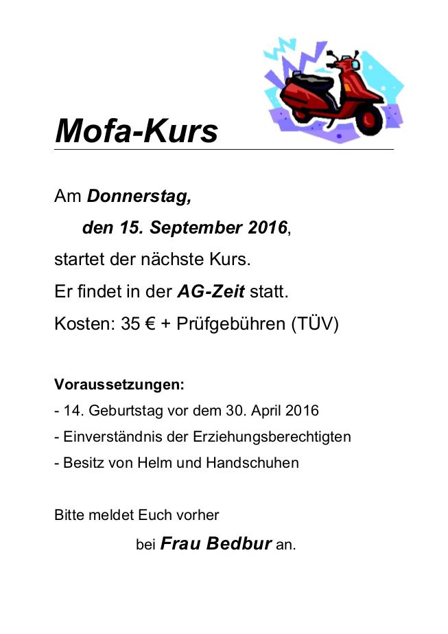 Plakat Mofakurs 1Hj 2016