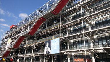 Le Centre Georges Pompidou