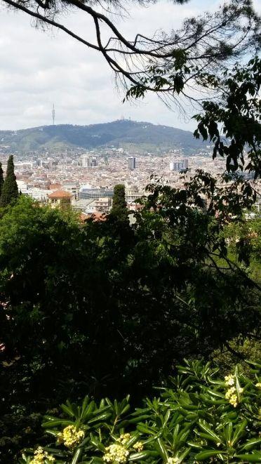Barcelona del Parque Güel