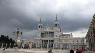 Palacio Real Königspalast