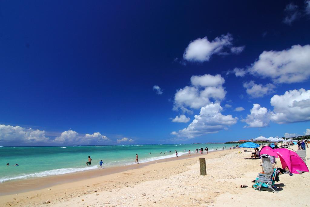 トリイビーチ解放デー
