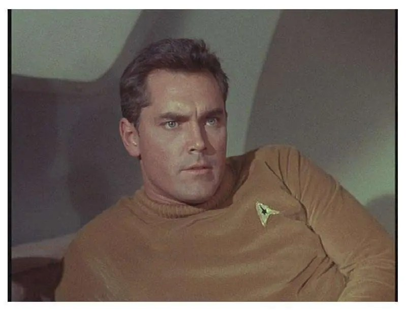 Star Trek  A Tribute to Jeffrey Hunter