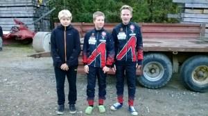 H16 - Elias Liukka hopeaa, Petka Hummelholm pronssia