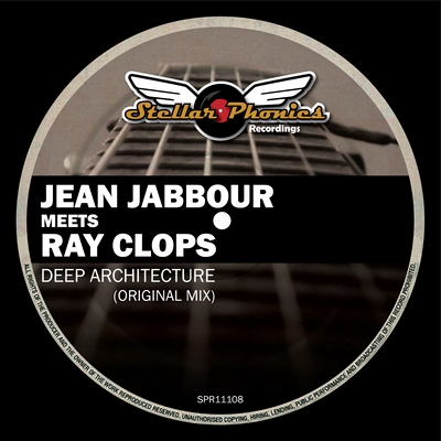 label artwork - Jean Jabbour - Architecture