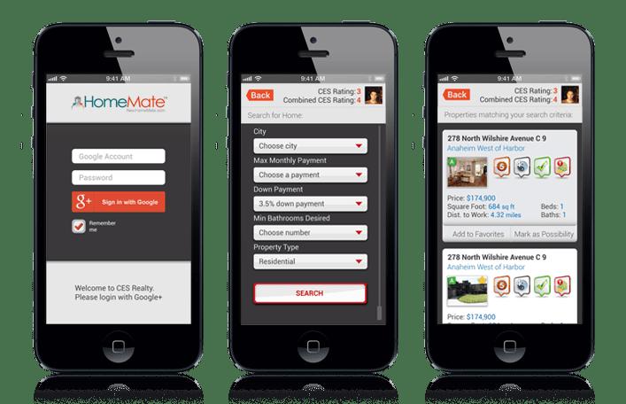 app - homemate
