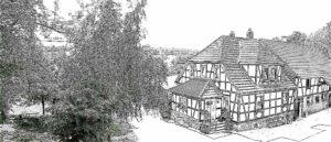 Die Mühle klappert in der Königsmühle schon seit Generationen