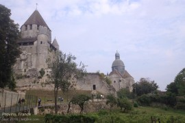 Provins, a UNESCO-listed medieval village in France, offered the chance to see a castle, cathedral, and other wonders.
