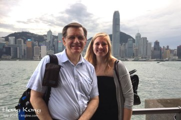 Thursday night, another relative blessed us with a visit during a 18-hour layover. We took Jayma to several of the places we'd taken her mother in Feb 2016 (see http://wp.krigline.com/2016a-blog/)