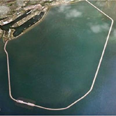 Coastal flood mitigation potential of artificial tidal lagoons