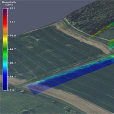 New geophysical approaches for monitoring landslides in safety-critical slopes 400 x 400 px