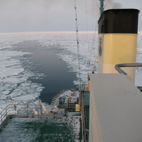 Arctic sea-ice decline: An 'opening' for more wind energy input to the ocean?