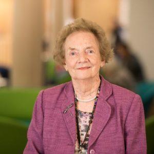 Margaret Clark OBE