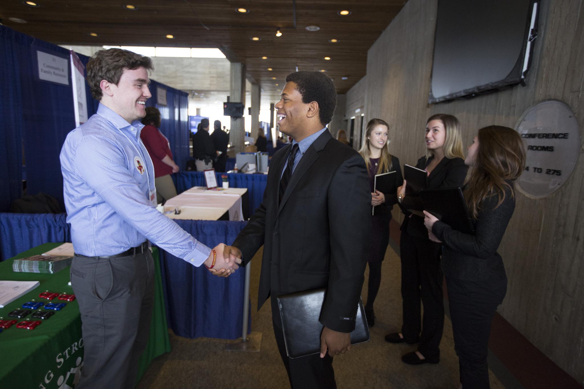 People to People Career Fair  LAS Career Services  Iowa State University