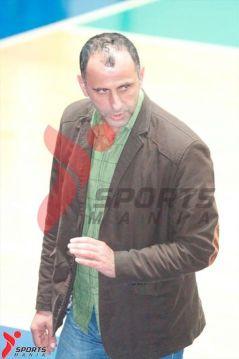 Coach Elie Najjar