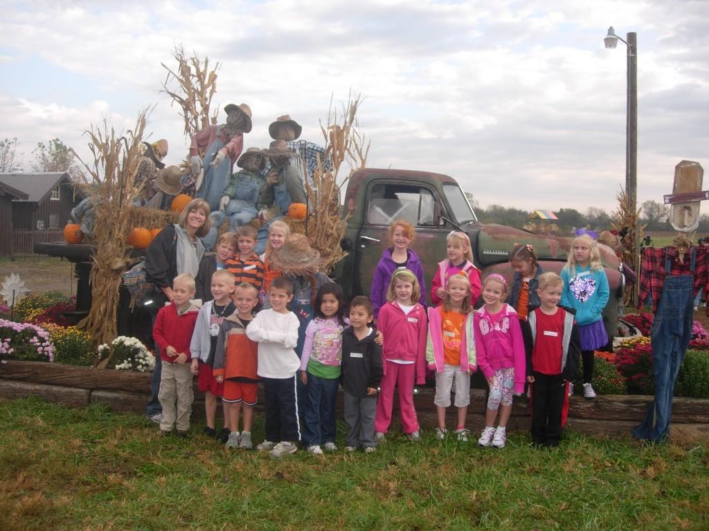Williams Roca Berry Farm Field Trip