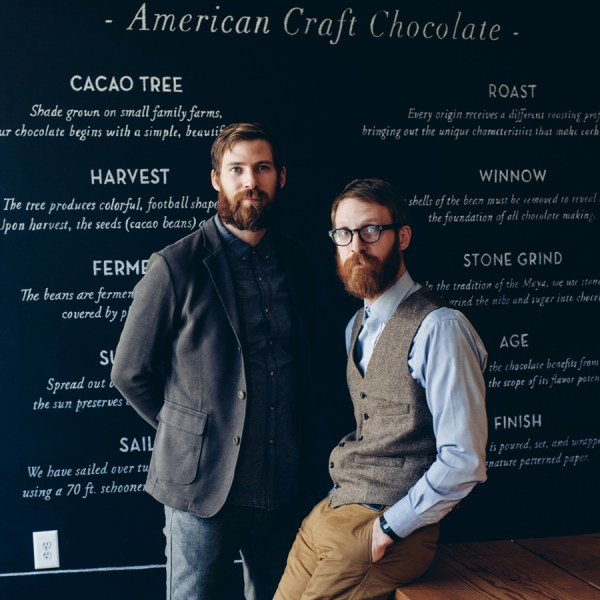 Meet The Bearded Brothers of Mast Brothers Chocolate