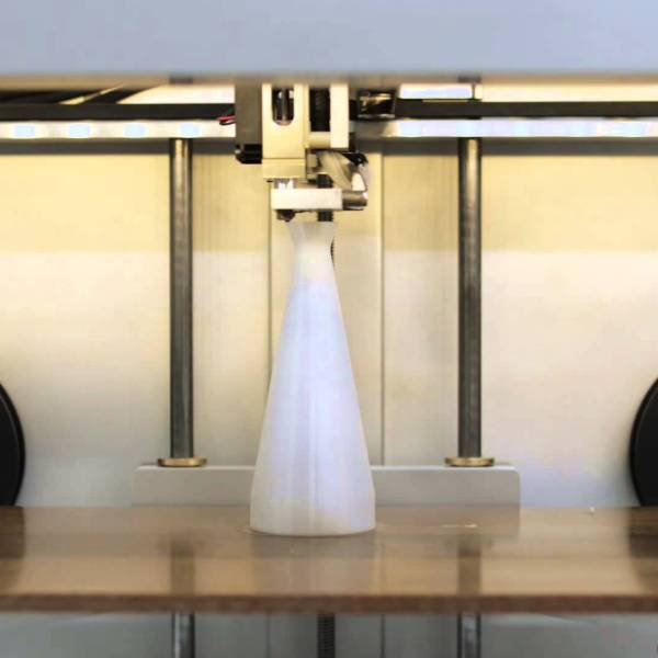 Mark One / The World's First 3D Printer to Print with Carbon Fiber
