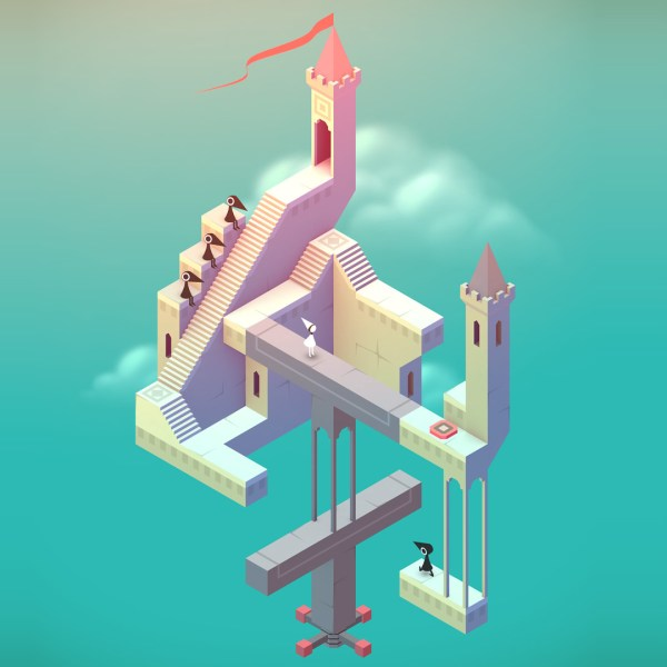 Monument Valley / An Apple Design Award Winning Game