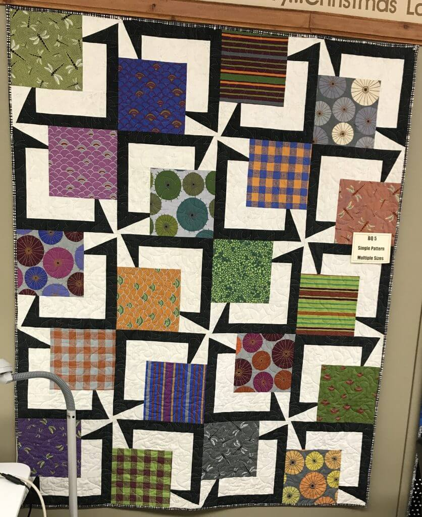 Big Centers Maple Island Quilts