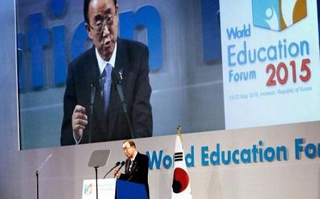 Bolivia avanza en los retos de educación