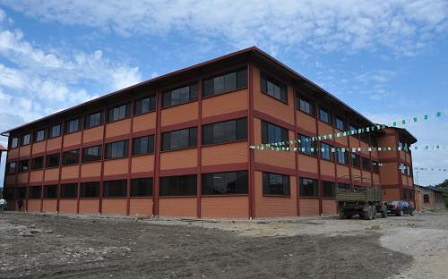 Programa Evo Cumple construyó el 40% del total de unidades educativas del país