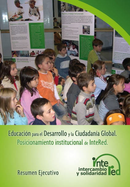 Educación para el desarrollo y la ciudadanía global (Resumen Ejecutivo)
