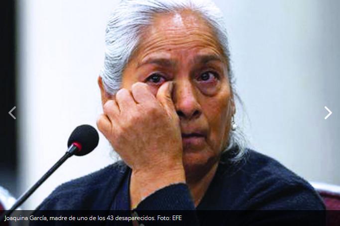 La ONU ratifica informe sobre Ayotzinapa refutado por México