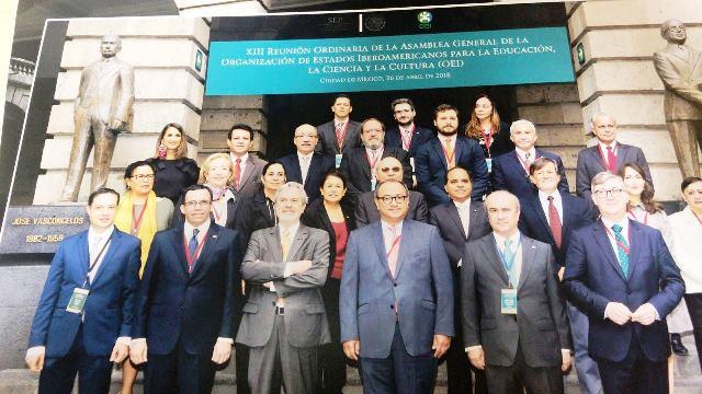 Reunión de Ministros de Educación se concreta en Sucre para el mes de Julio