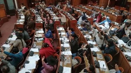 Diputados aprueban el proyecto de Ley de subvención a la UPEA