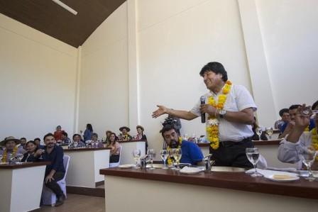 Gobierno construirá y regentará nuevas universidades indígenas