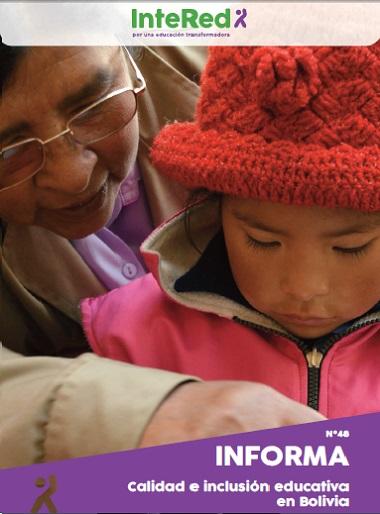 Calidad e inclusión educativa en Bolivia
