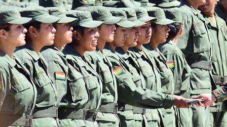 Servicio premilitar: DDHH denunciará al Ministerio de Defensa por discriminación