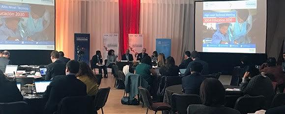 Expertos y autoridades ministeriales de América Latina y el Caribe trabajan propuesta para cumplir metas de la Agenda de Educación 2030