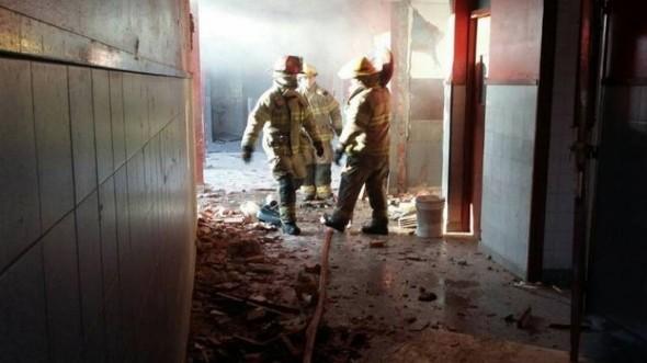 Una explosión de gas causa dos muertes en una escuela en Argentina