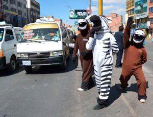 """""""Cebras"""" aprenden a prevenir violencia sexual"""
