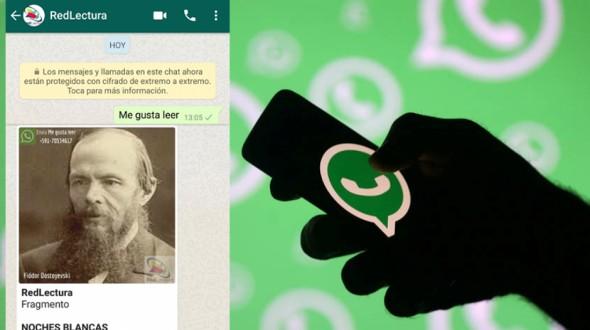 RedLectura: Una propuesta de aprendizaje en los tiempos del WhatsApp