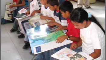 """Ministerio de Educación organiza una """"Maratón"""" para celebrar y compartir la lectura"""