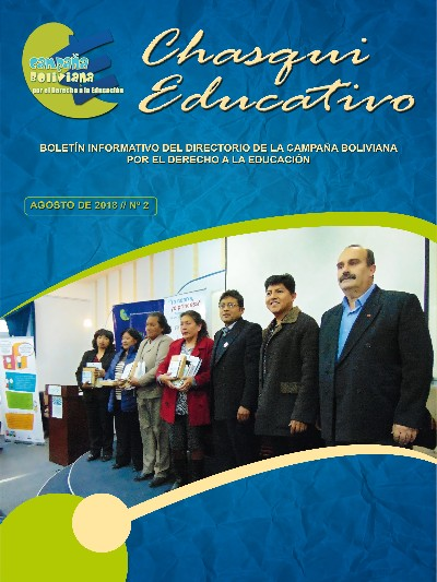 "Boletín Informativo: ""Chasqui Educativo"""
