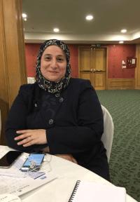 Nesrin Ayoub, profesora en campo de refugiados, encabeza la campaña #EducationOnTheMove