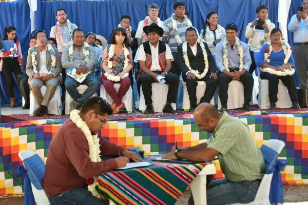 Morales plantea que la jornada educativa se extienda a 8 horas