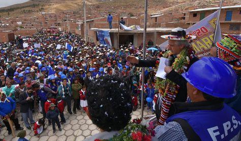 Gobierno anuncia ampliación del programa 'Mi Barrio, mi hogar' al resto del país