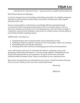 Office Administrator Resume 4 Cover Letter