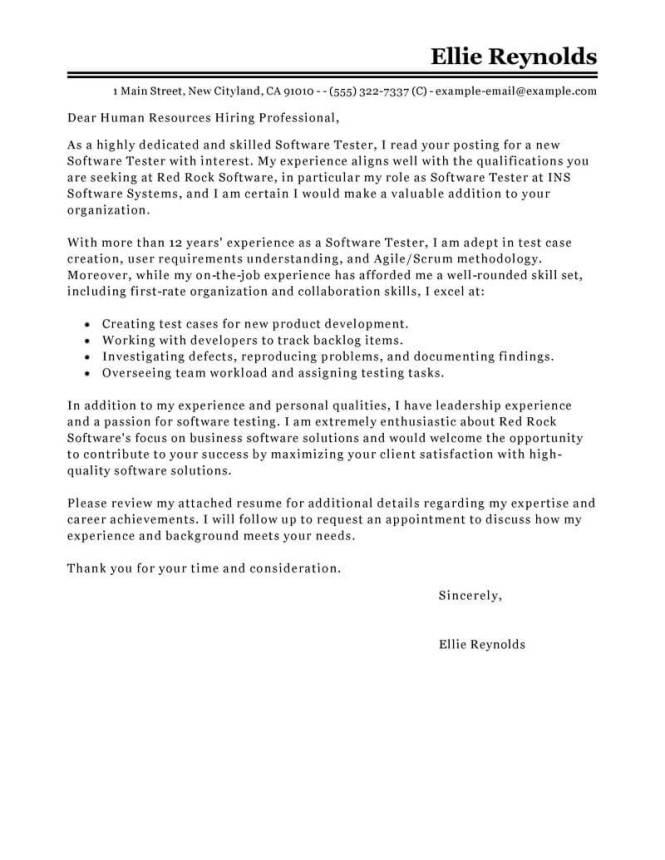 Professional Bakery Clerk Cover Letter Sle
