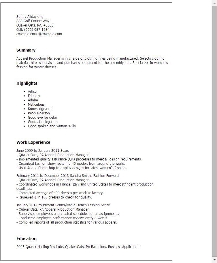 Jr Qa Tester Resume Sample: Resume On Printer Commercial