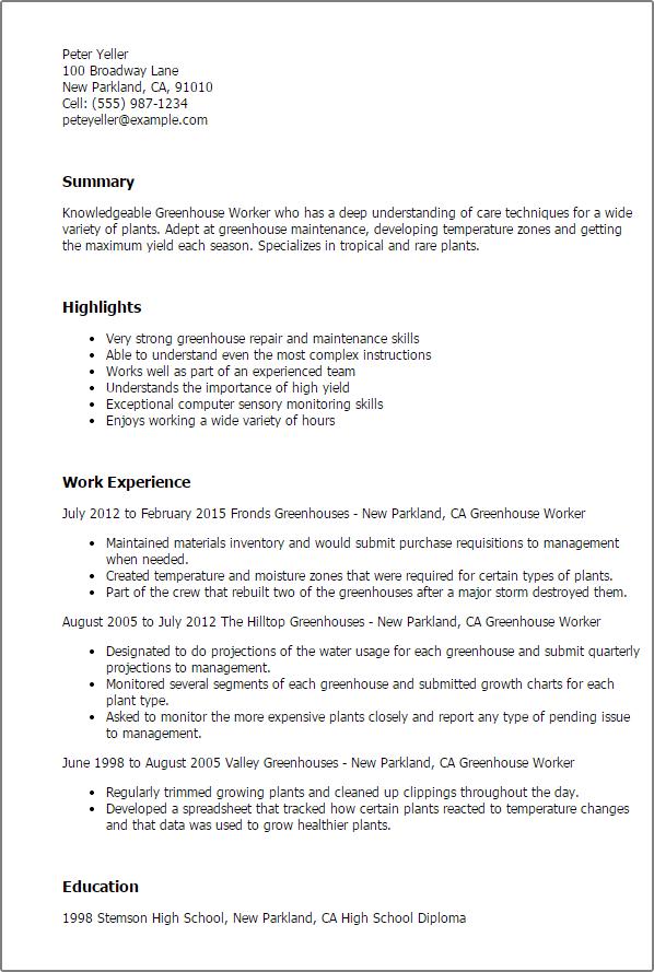 Fishing Guide Resume Example Professional Resume Cv Maker