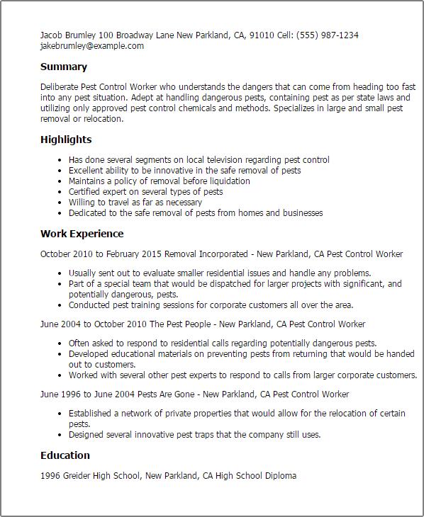 Resume Cover Letter For Plant Manager | Resume Maker: Create ...
