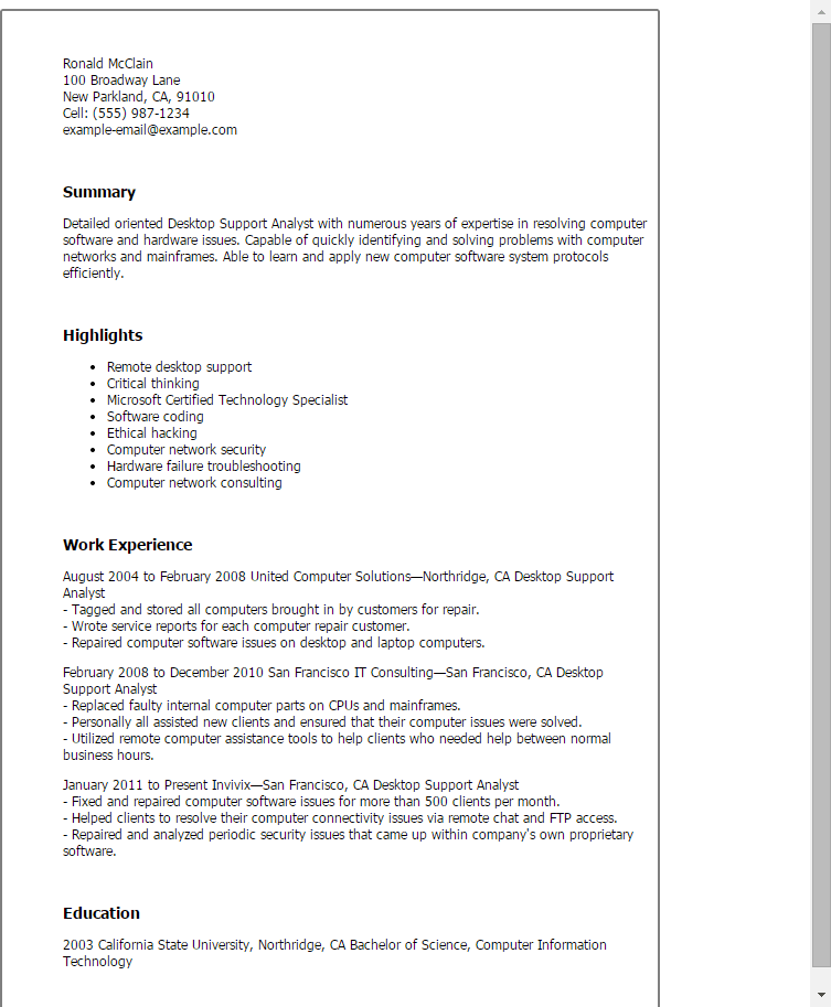 Qa Resume On Healthcare Apa Research Paper Example Appendix Custom