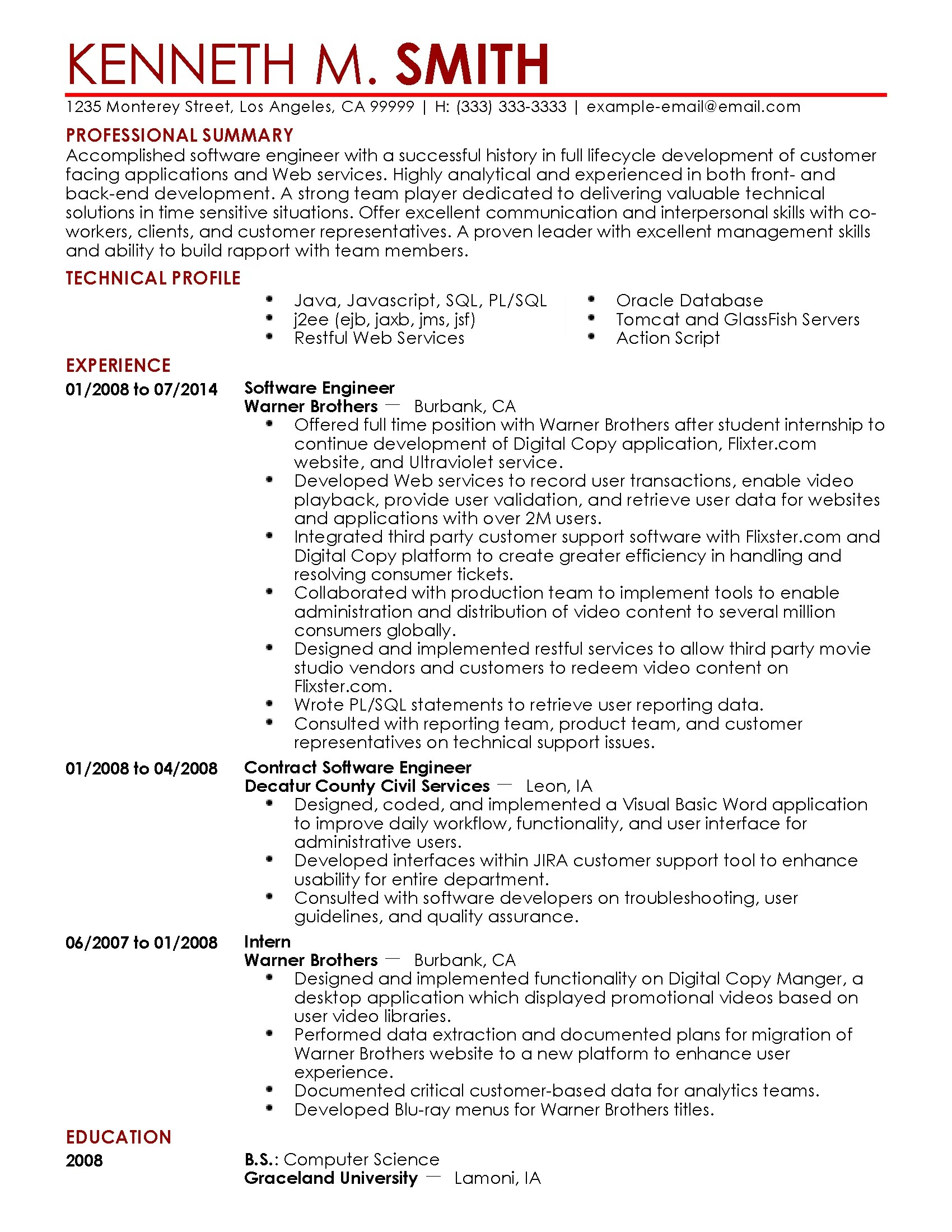 Software Professional Resume Samples What Are Some Good Topics For A College Admissions Essay